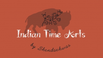 Indian Time Arts Banner