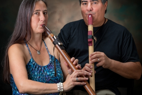 De mon arbre...  by Nathalie Picard, Original Native American Indian Flute Music